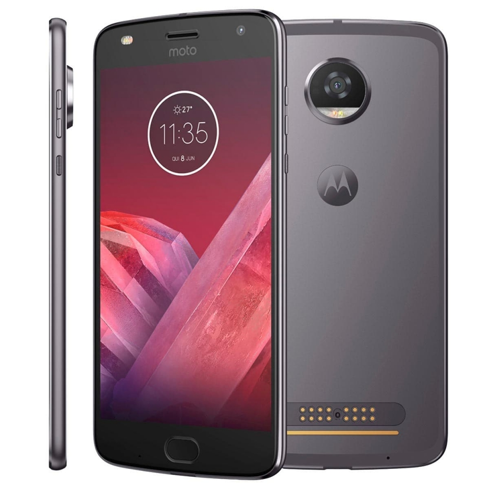 Moto Z Play Android 7.1