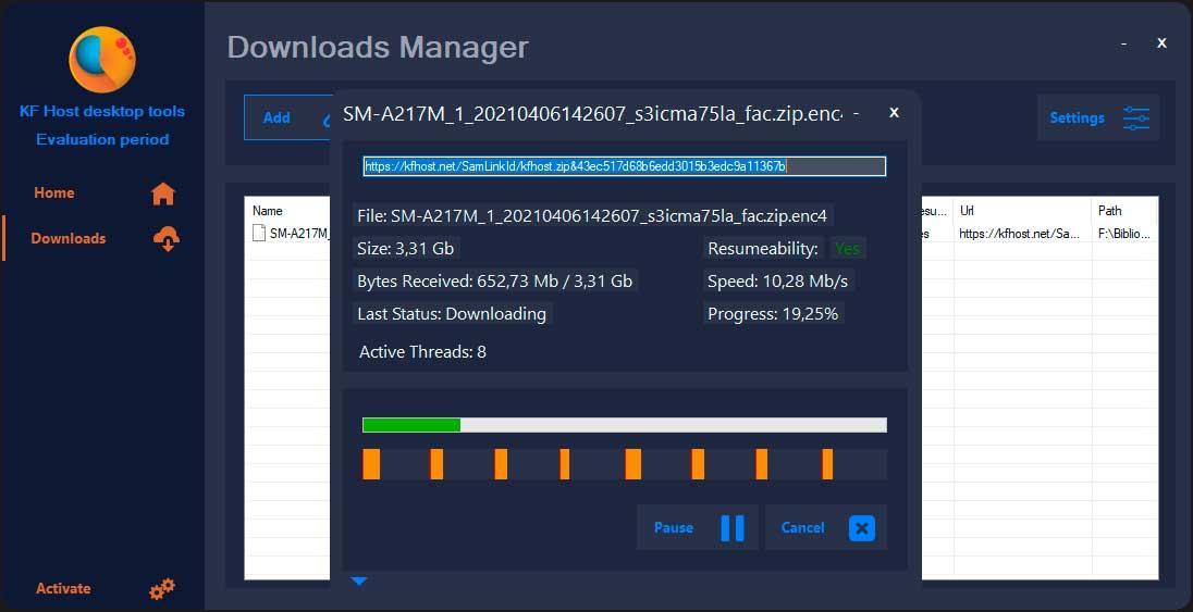 KF Host Desktop Tools - Download