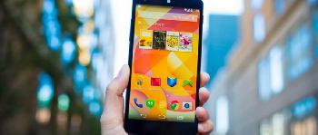 Android KitKat x Android L: comparação visual