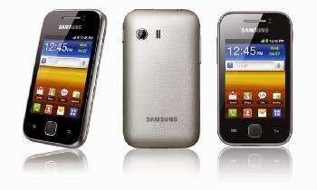 Download Firmware 2.3.5 do Galaxy y S5360B via Odin