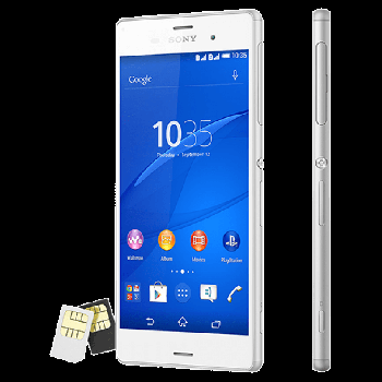 Download firmware Original de Fabrica para Sony XPERIA Z3 Dual D6633 Android - 4.4.4 kit Kat