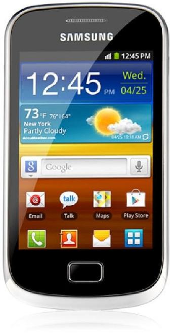 Download Stock Rom GALAXY Mini 2 - GT-S6500L Android 2.3.6 - Puerto Rico
