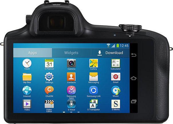 Galaxy Camera NX EK-GN120