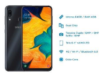 Galaxy A30 SM-A305GT