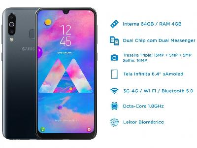 Firmware do Galaxy M30 SM-M305M