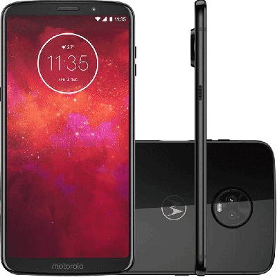 Firmware do Motorola Moto Z3 Play XT1929-6 Android 9.0 Pie