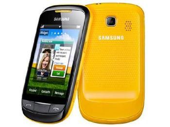 Firmware do Smartphone Samsung GT-S3850