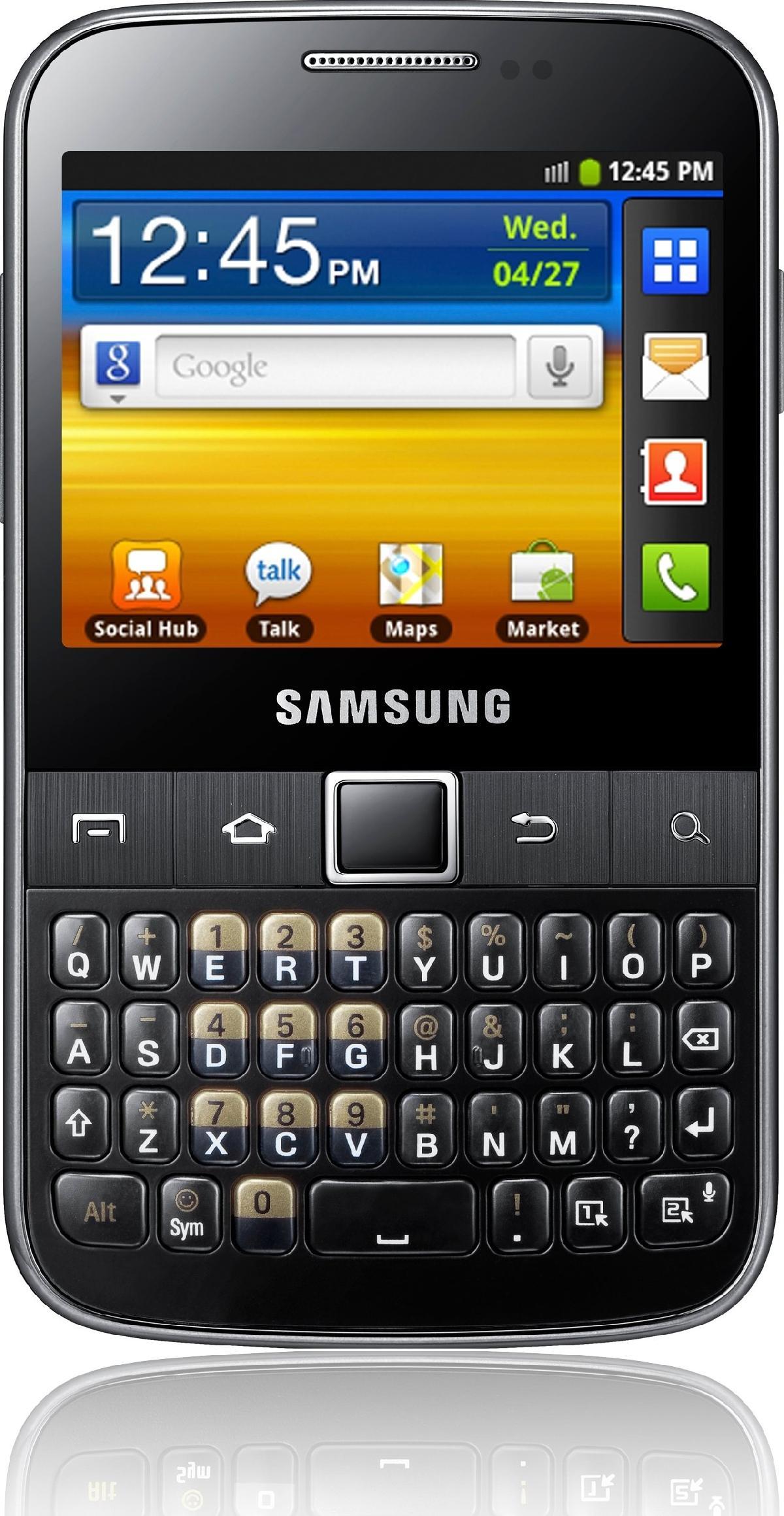 Galaxy Y Pro GT-B5510L