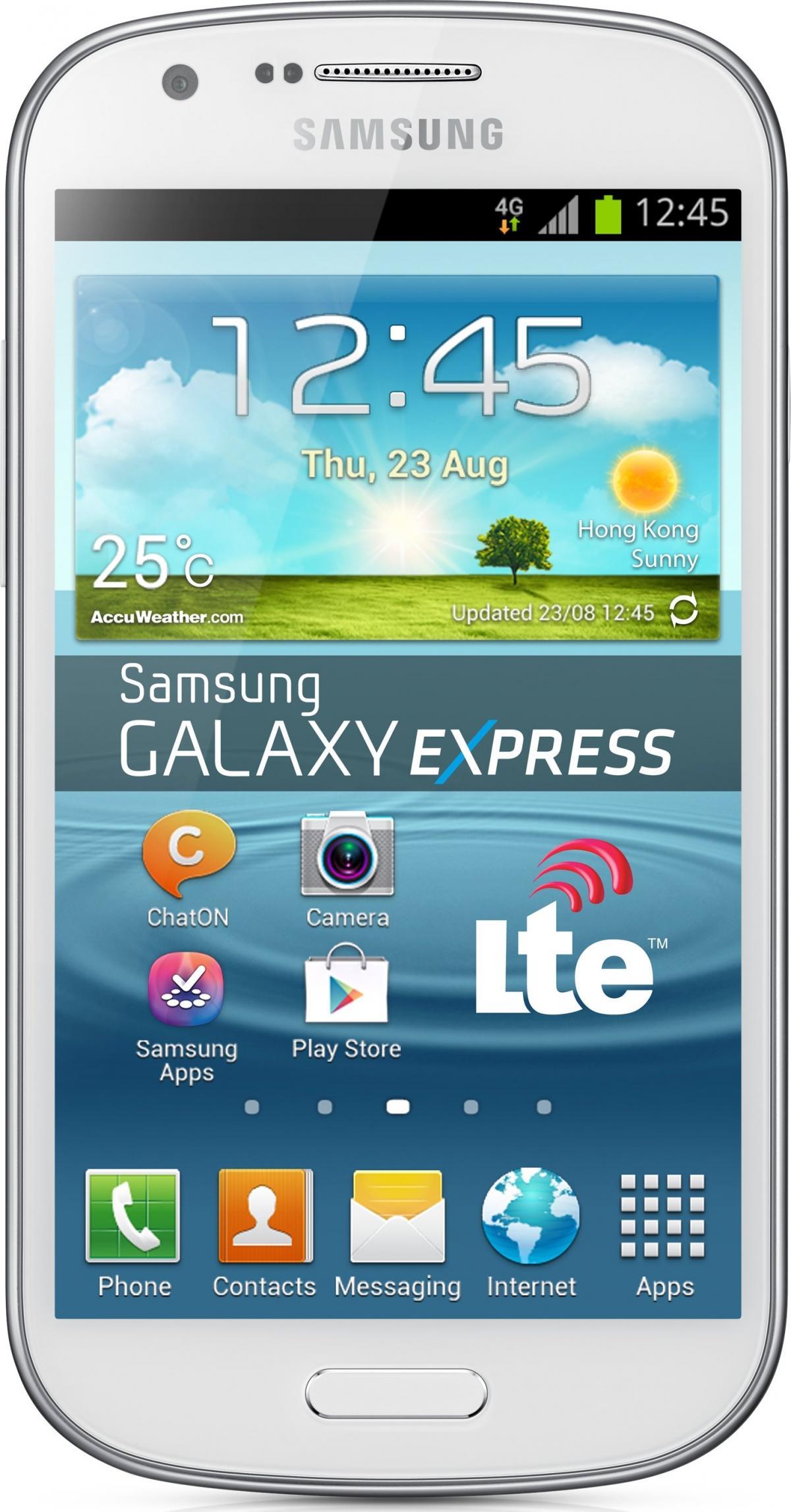 Galaxy Express GT-I8730T