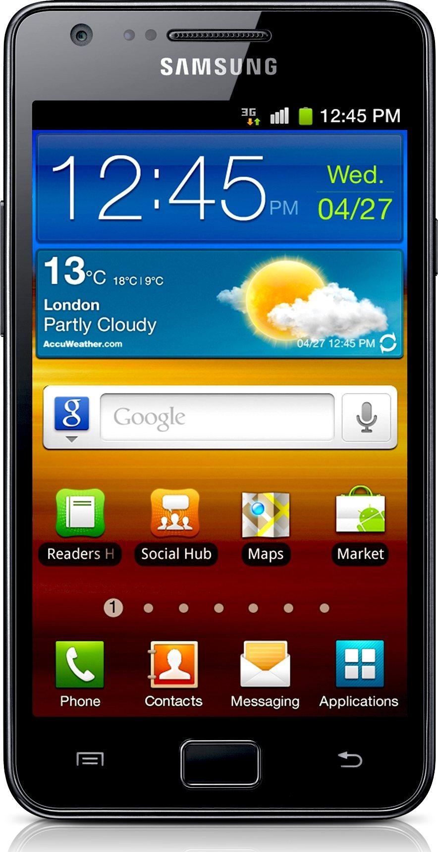 Galaxy S 2 GT-I9100P