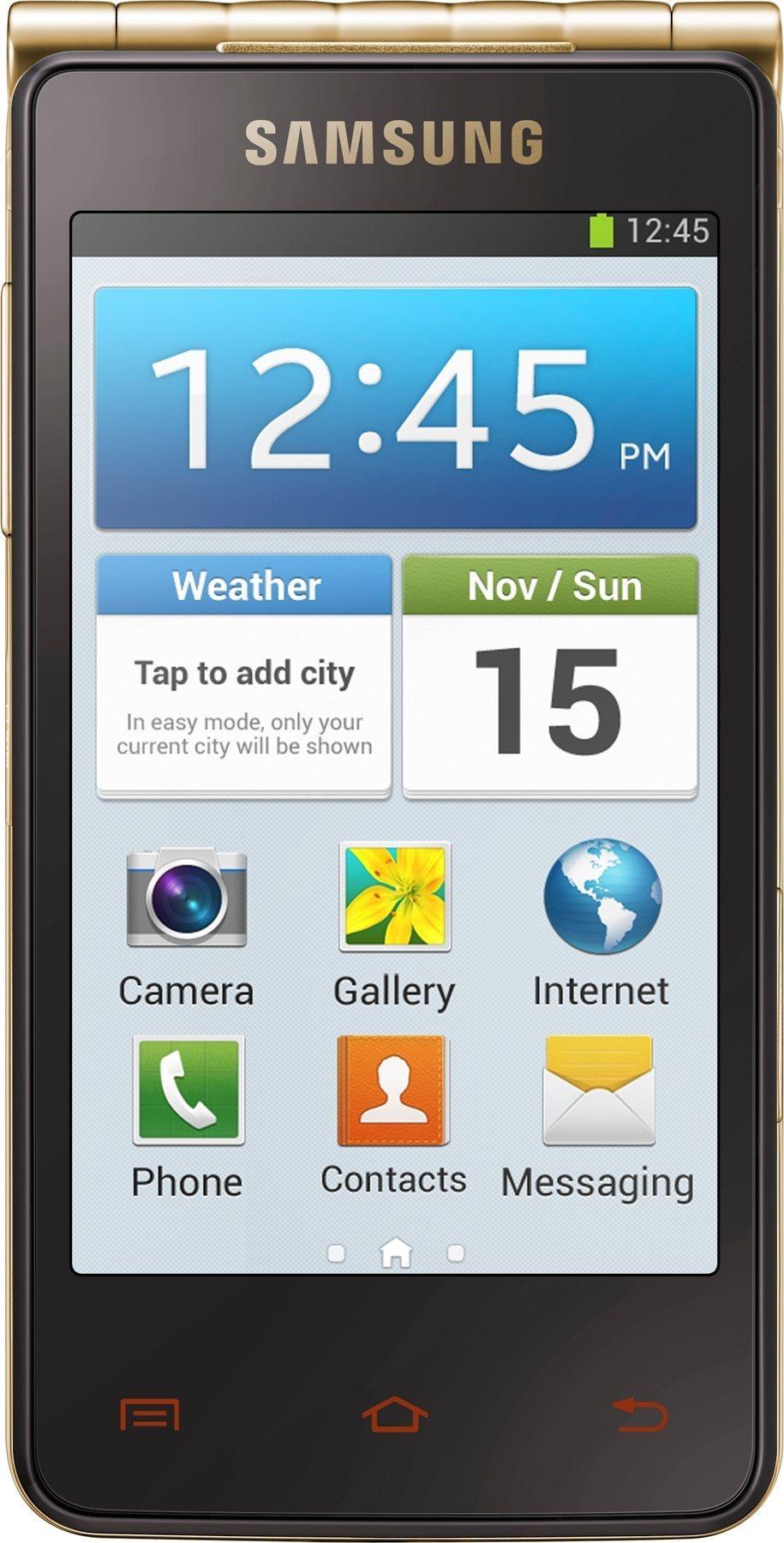 Galaxy Folder GT-I9230