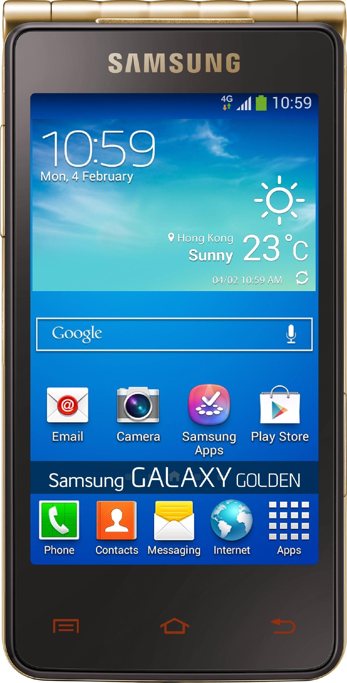 GALAXY Golden LTE GT-I9235