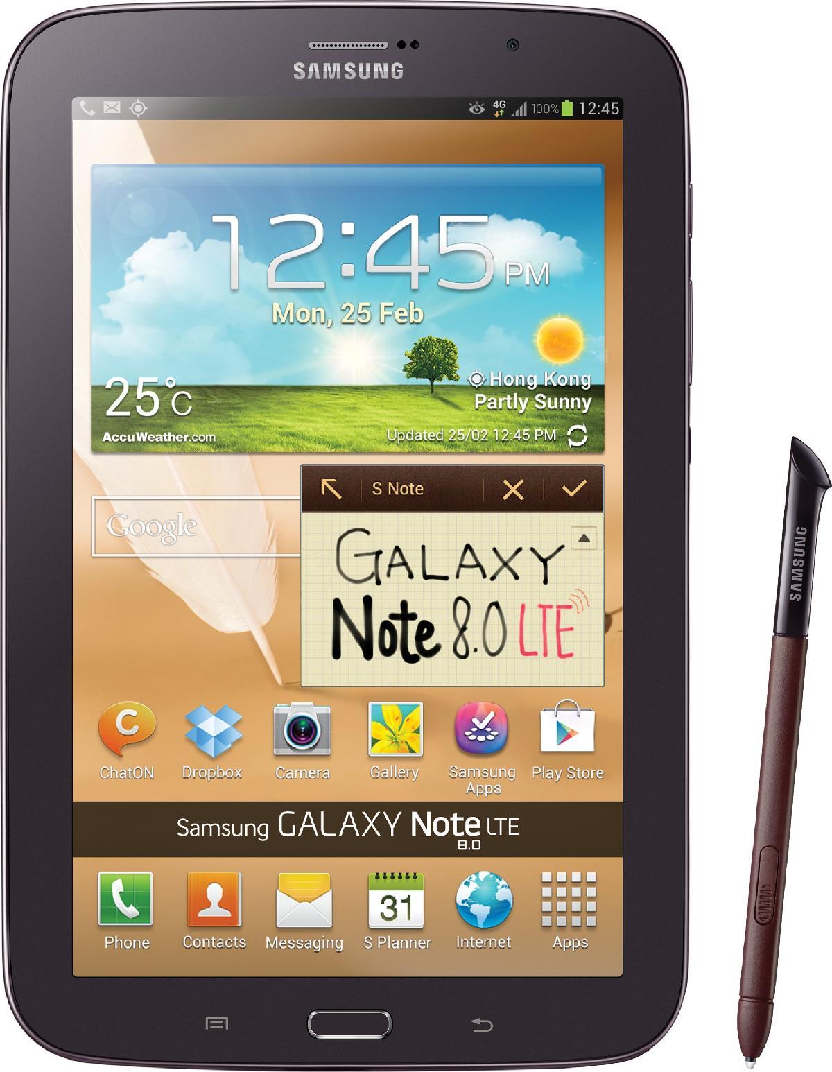 Galaxy Note 8.0 4G GT-N5120