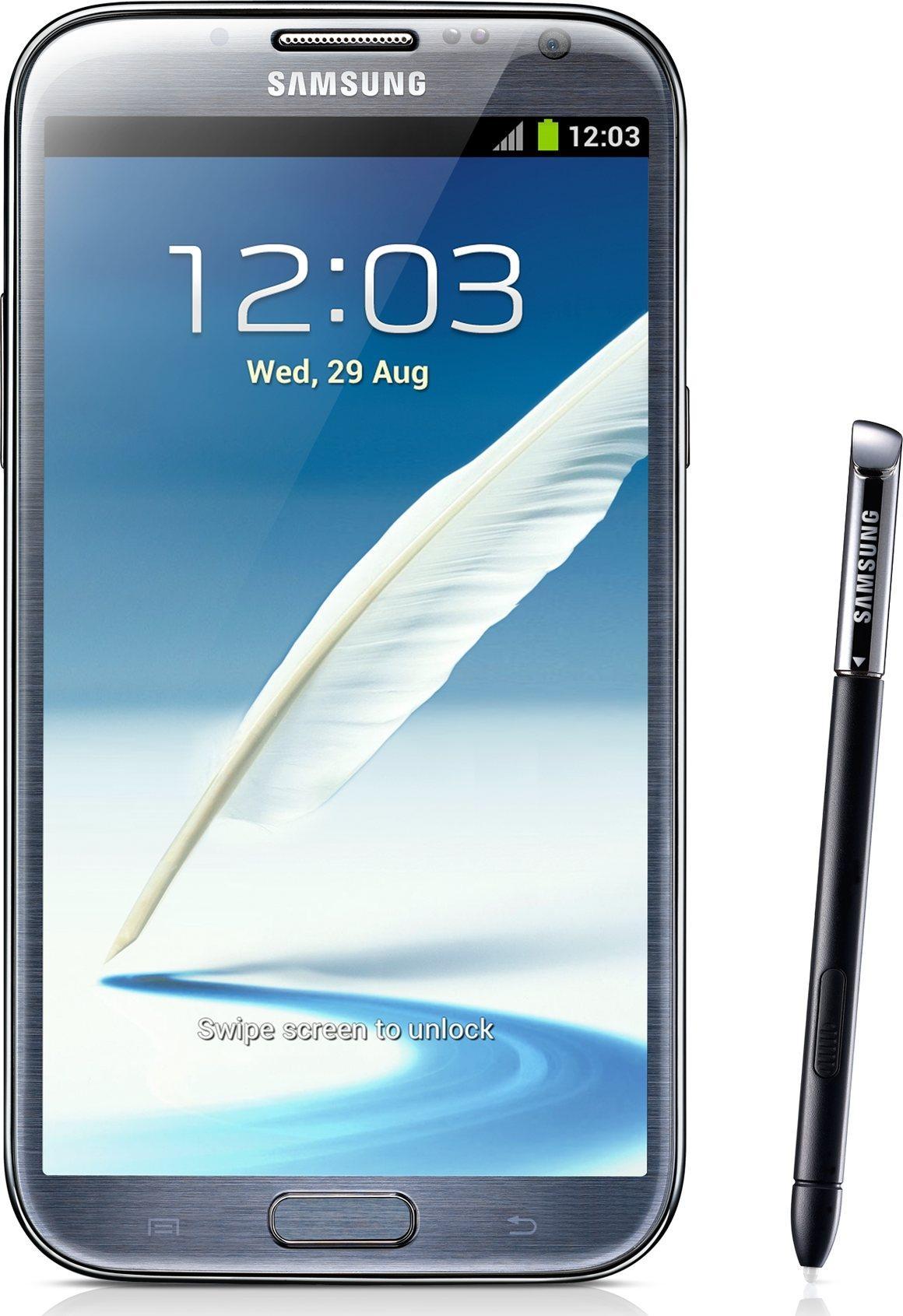Galaxy Note 2 (A GT-N7100T