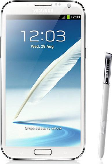 Galaxy Note 2 (TD SCDMA) GT-N7108