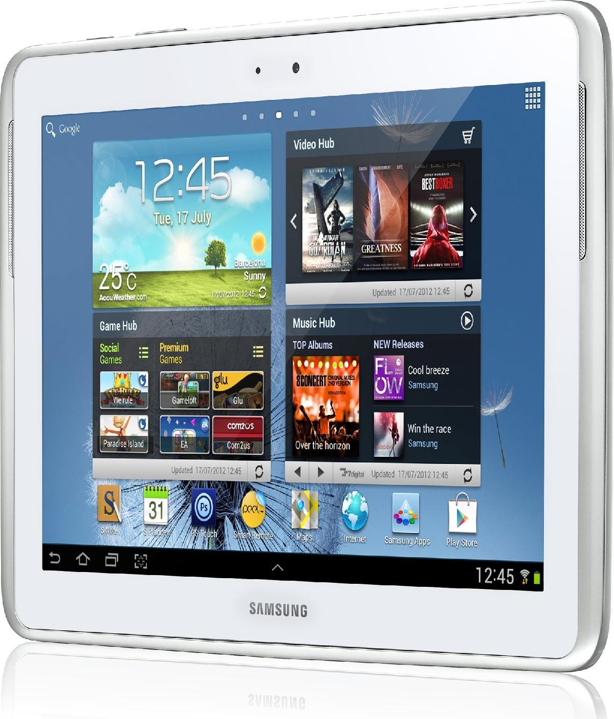 Galaxy Note 10.1 (WiFi) GT-N8010
