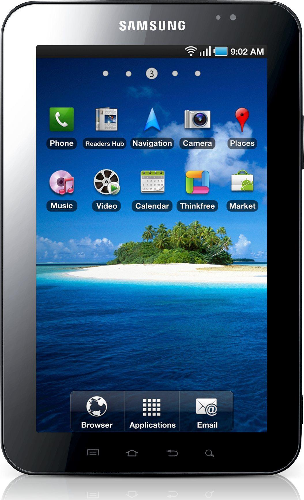 Galaxy Tab (3G + WiFi) GT-P1000