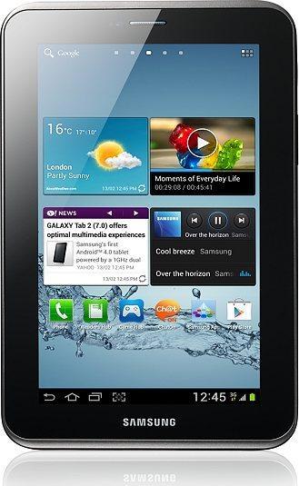 Galaxy Tab 2 7.0 (3G + WiFi) GT-P3100B
