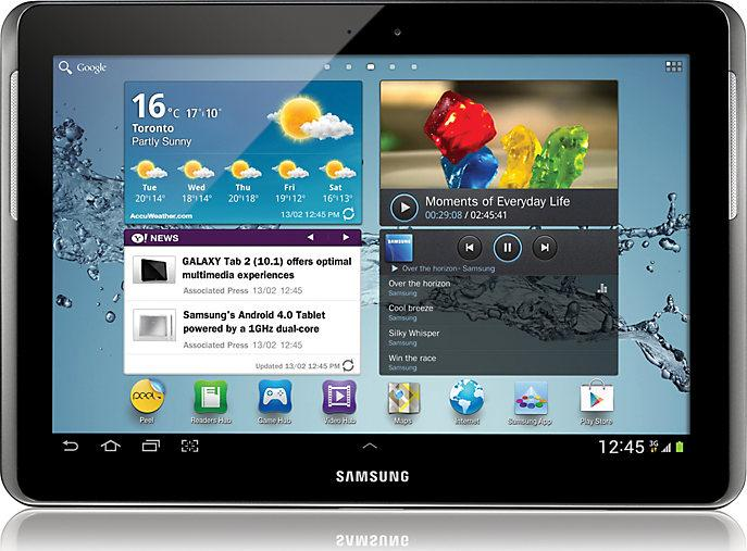 Galaxy Tab 2 10.1 (WiFi) GT-P5113
