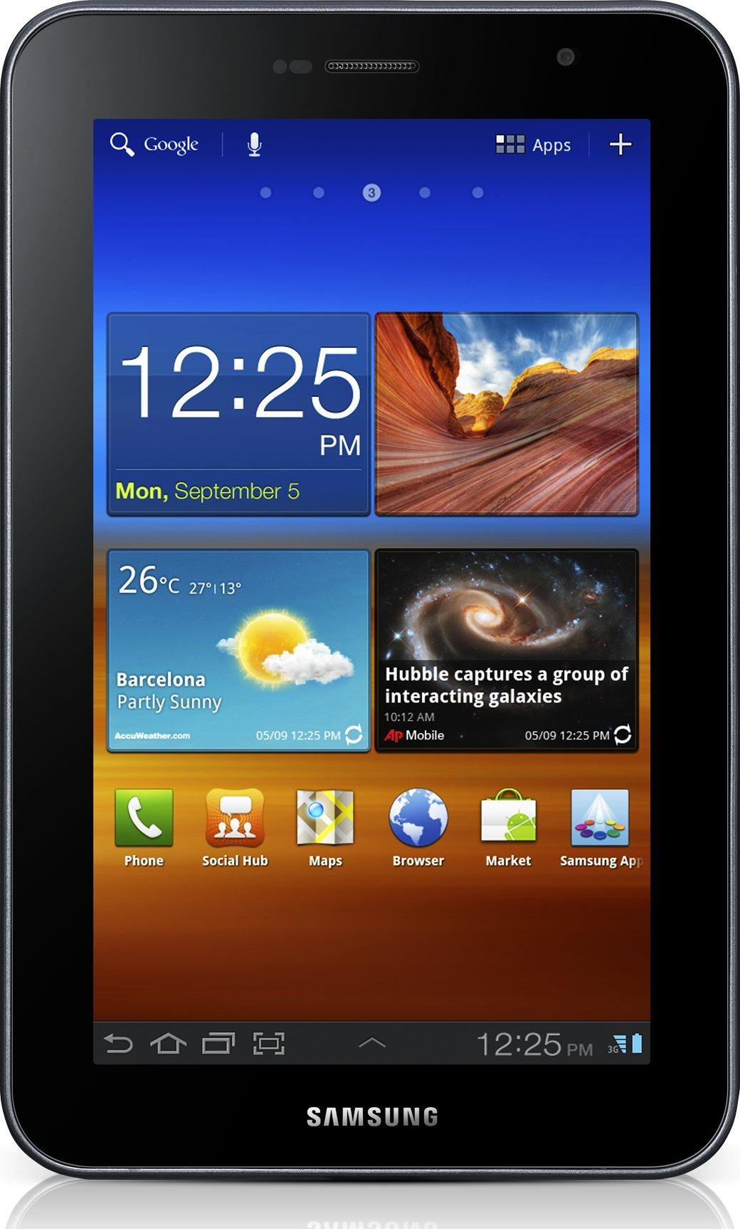Galaxy Tab 7.0 Plus GT-P6200