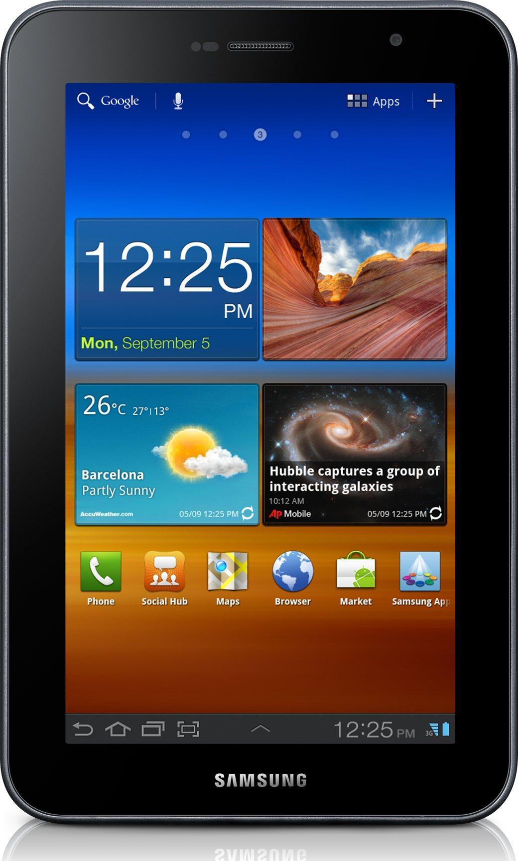 Galaxy Tab 7.0 Plus GT-P6200L