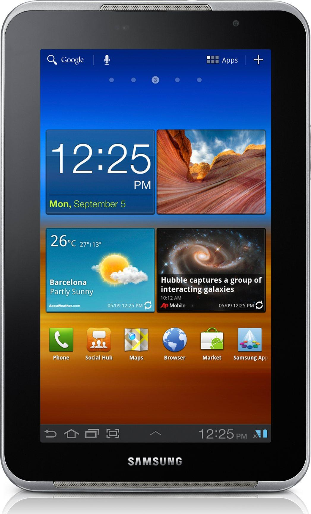 Galaxy Tab 7.0 Plus (WiFi) GT-P6210