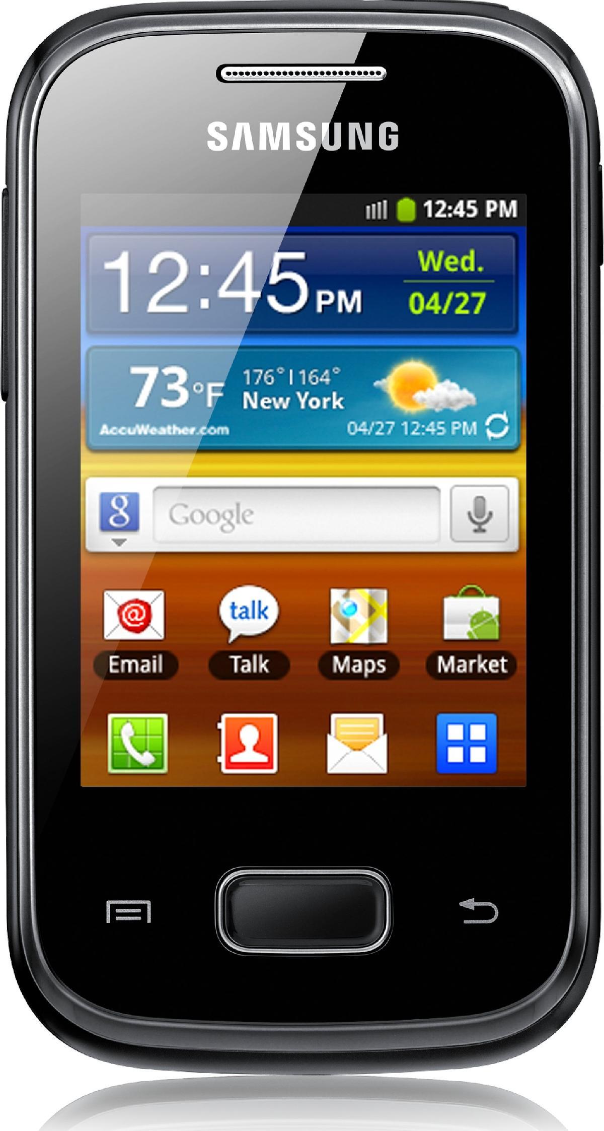 Galaxy Pocket Duos GT-S5302B
