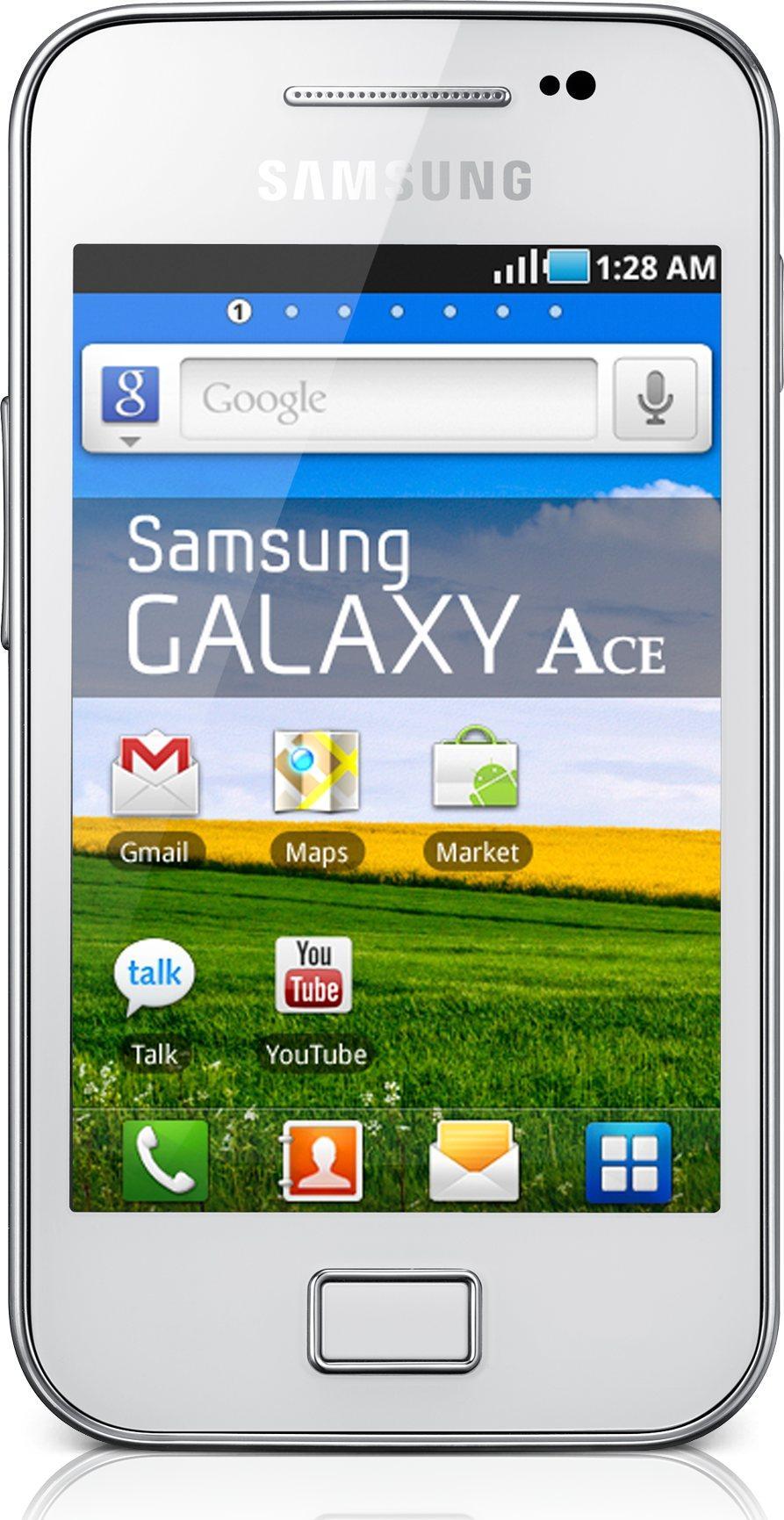 Galaxy Ace GT-S5830