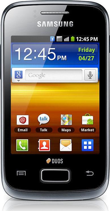 Galaxy Y Duos GT-S6102B