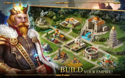 Jogando Age of Warring Empire no PC