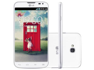 Ligando o LG L70 no modo download.