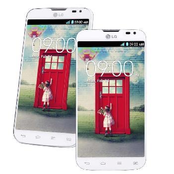 Ligando o LG L90 no modo download.