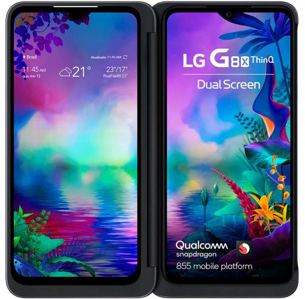 LG G8X ThinQ LMG850EMW
