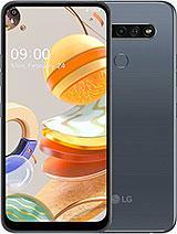 LG K61 LMQ630BAW