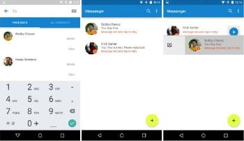 Messenger, Google Fit e mais apps do Android Lollipop vazaram; baixe as APK