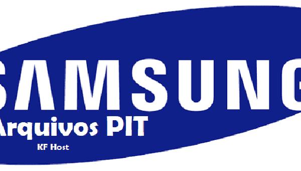 O que é o arquivo PIT da Samsung?