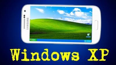 Rode o Windows XP no seu android.