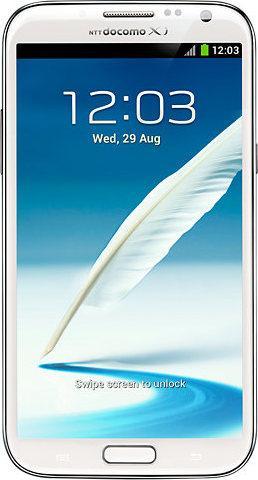 Galaxy Note 2 (Docomo) SC-02E