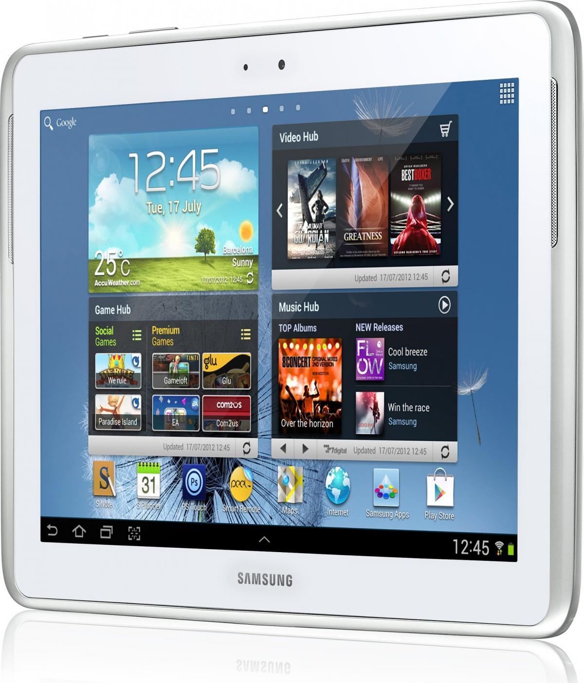 Galaxy Note 10.1 32GB (WiFi) SHW-M480W