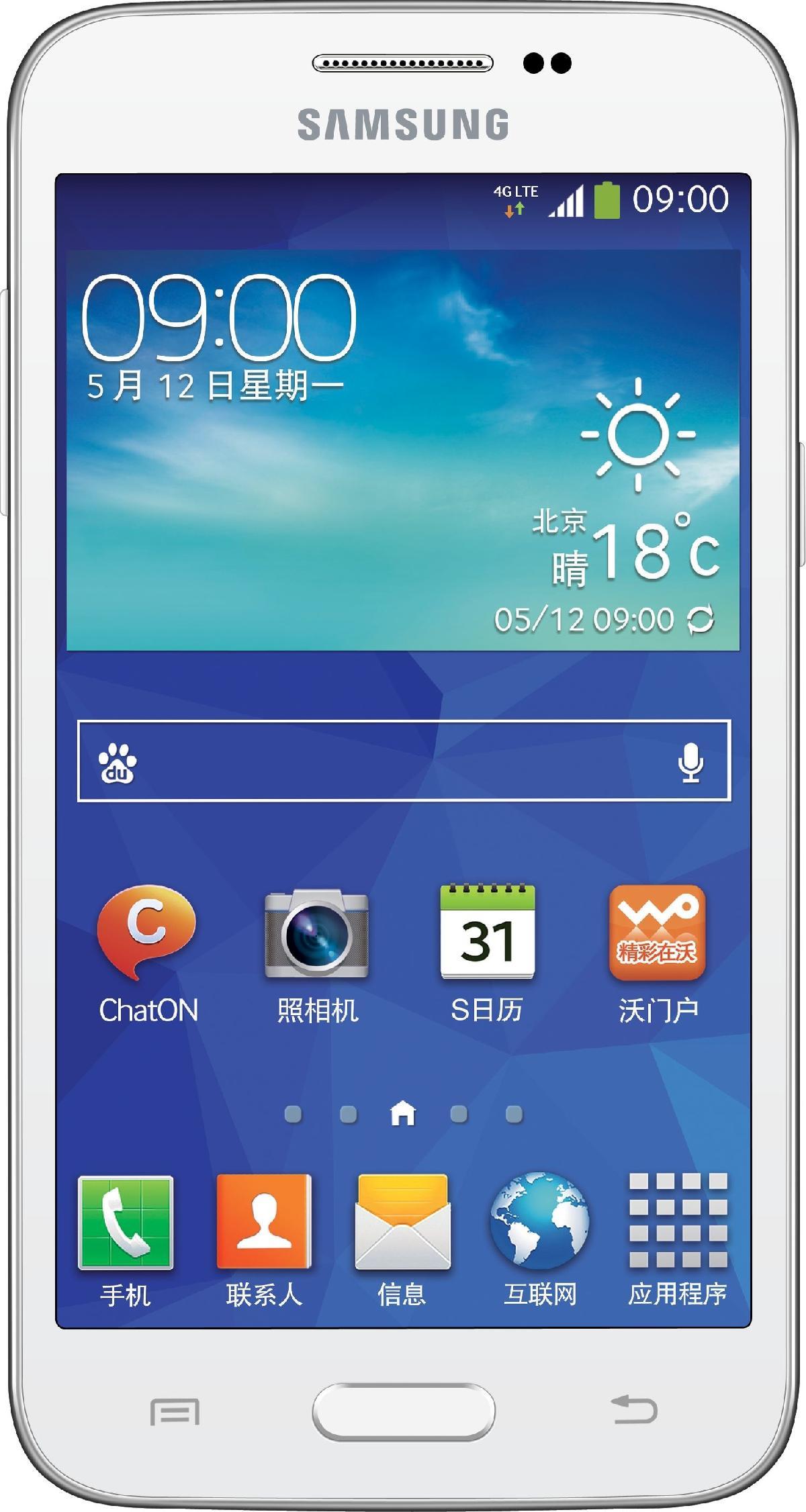 Galaxy Core Lite (WCDMA) SM-G3586V
