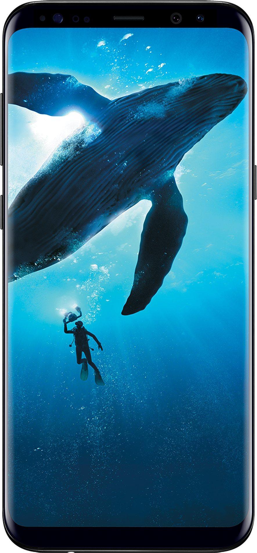 Galaxy S8+ SM-G955FD
