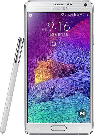 Galaxy Note 4 S LTE SM-N916K