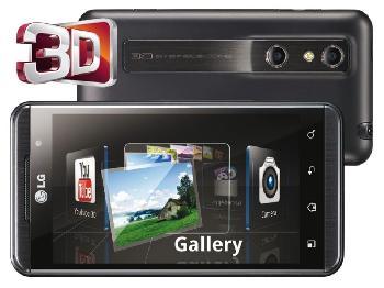 LG Optimus 3D P920H