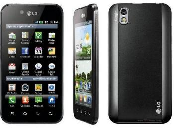 LG Optimus F5 P870H