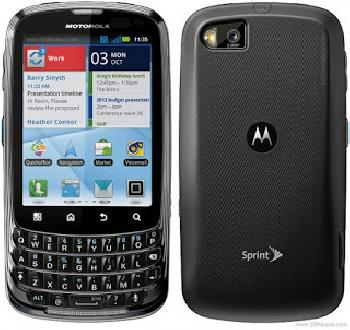 Stock Rom / Firmware Original Motorola Admiral XT603 Android 2.3.4 Gingerbread