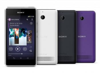 Firmware Sony Xperia E1 Dual TV D2114 Android 4.4.2 KitKat