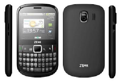 Firmware ZTE Tureis Android 2.3.5 Gingerbread