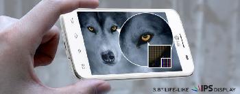 LG Optimus L4 II TV E465F