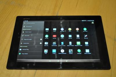 Stock Rom Sony XPERIA Tablet Z SGP311 - Android 4.4.4 - firmware 10.5.1.A.0.283