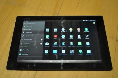 Stock Rom Sony XPERIA Tablet Z SGP321 - Android 4.4.4 - firmware 10.5.1.A.0.283